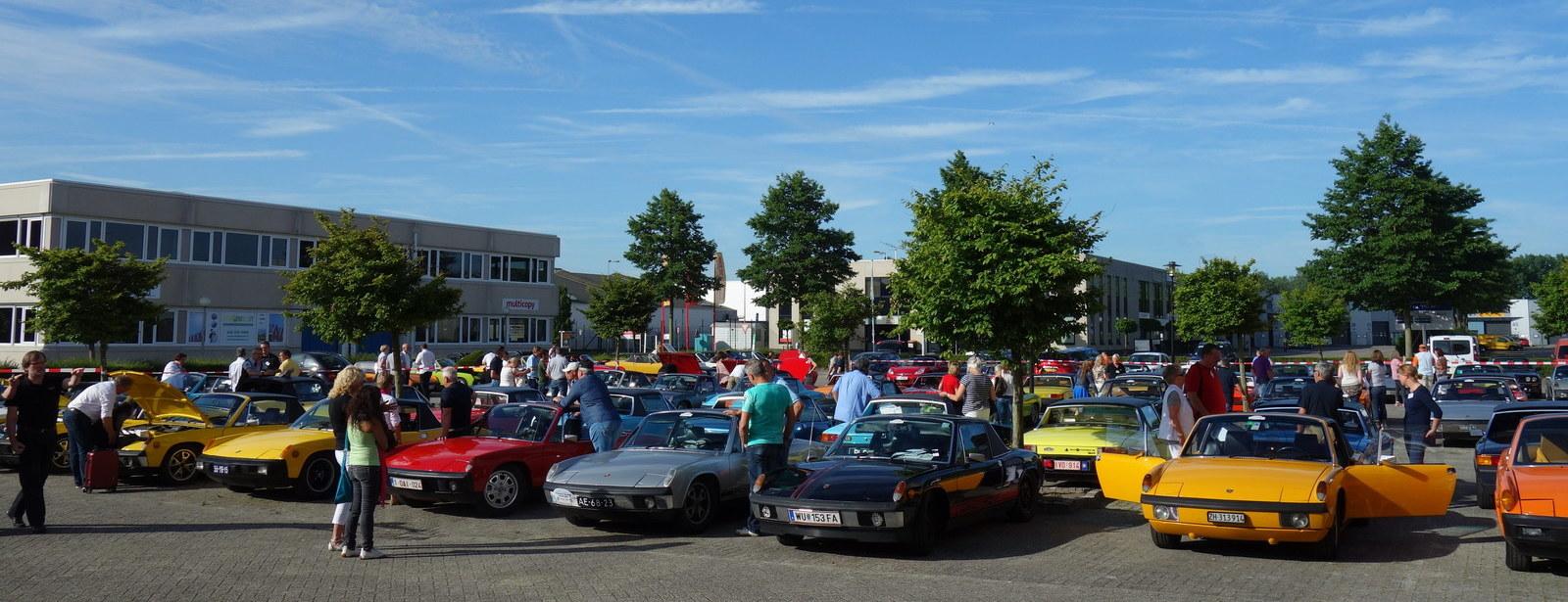 Waarom ben ik lid Club Info Porsche 914 Club Holland