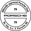 Officially approved Porsche Club 79